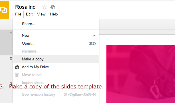 spice up your google slides with slides carnival journey with